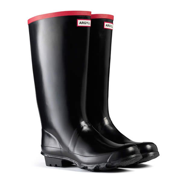 Argyll Full Knee Neoprene Wellingtons