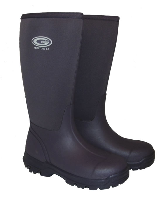 Grubs Frostline Shale Wellingtons