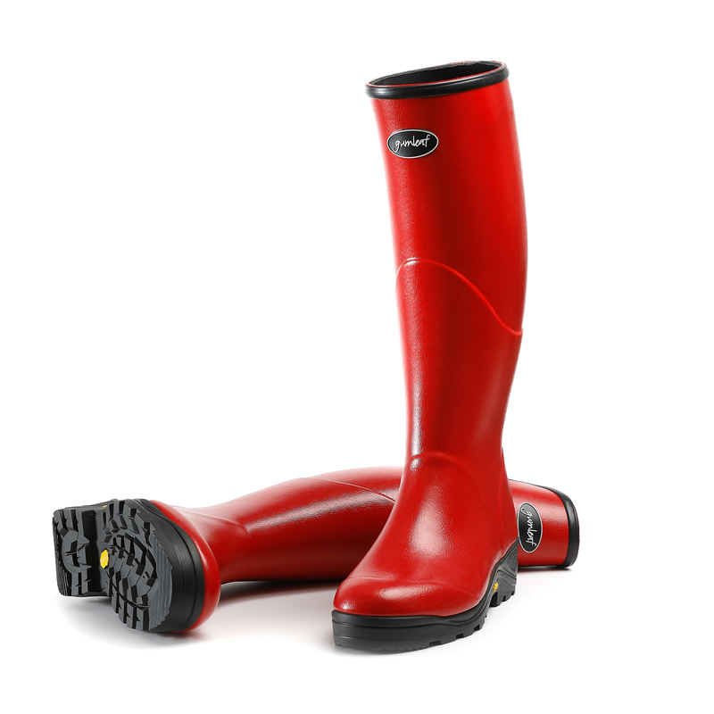Gumleaf Norse Red Wellingtons