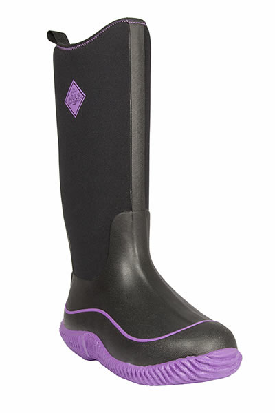 Muck Boot Womens Hale Purple