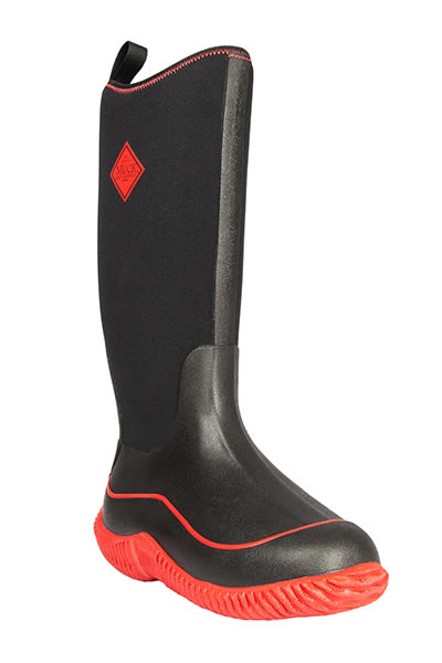 Muck Boot Womens Hale Red