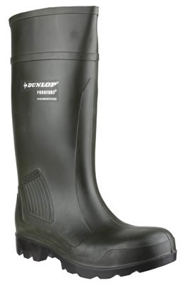 Dunlop Purofort Safety Wellingtons