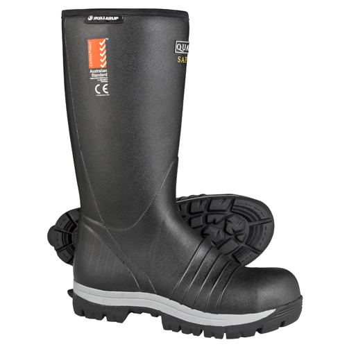 Skellerup Quatro Insulated Safety Wellingtons