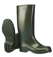 Nora Anton Green Wellingtons