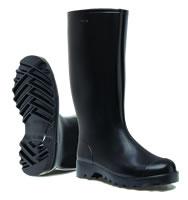 Nora Dolomit Black Wellingtons