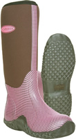 Pink Muck Boot Tack Wellingtons